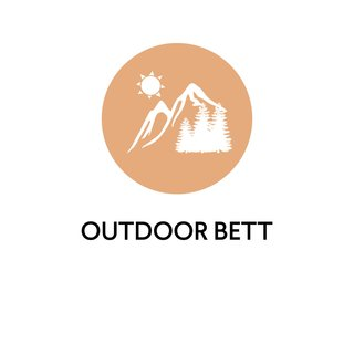 Outdoorbett Woody eckig